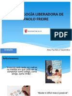 La Pedagogía Liberadora de Paolo Freire