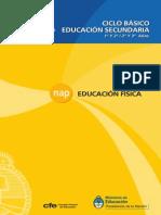Nucleos de Aprendizaje Prioritarios Secundaria Edfisica 2011
