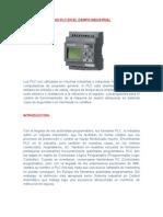 Los Controladores Plc y Campos Tecnologicos