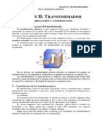 Tema 2. Clasificación y Constitución.
