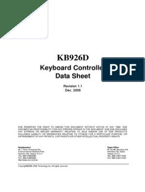 kb926qf datasheet