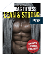 Sandbag Fitness Lean & Strong - Sample