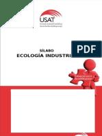 Sílabo Ecología Industrial Profesionalización 2015 - 1