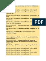 Asesoria en Linea Modelo Del Piston Version Octubre 2015