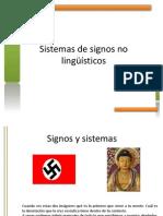 Sistemas de Signos No Lingüísticos