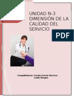 Modulo de Gestion Del Servicio Unidad 3