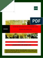 2ª Parte Guía Teoría Del Derecho 2012-2013