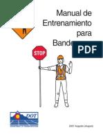 Manual de Entrenamiento Para Banderero