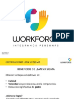 Workforce Lean Six Sigma