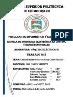 Máquinas Electricas II (Cocacodossinclair)