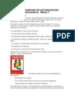 Análisis de Un Método de Lectoescritura Para Educación Infantil