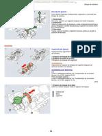 Manual Bloque Cilindros Desarmado Remocion Componentes Inspecion Rearmado Instalacion Revision