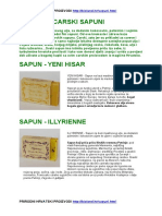 Prirodni Hrvatski Proizvodi Http://Bioland.hr/Sapuni.html