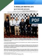 Nota de Prensa Gigabyte Reseller Meeting 2015 Vf