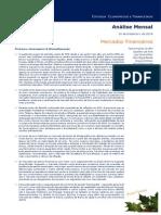 BPI Análise Mercados Financeiros Dez.2014