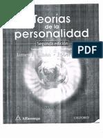 Teorias de La Personalidad Fadiman Frager 0