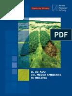 El Estado Del Medio Ambiente en Bolivia