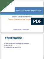 11. Evaluacion de Proyecto