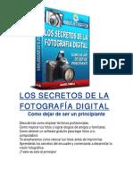 Los Secretos de La Fotografia Digital
