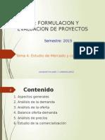 4. Estudio de Mercado y Comercialización