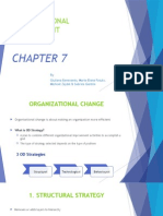 Organisational Development Ppt