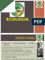 1 ECOLOGIA