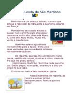 Lenda do São Martinho.doc