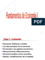 Introduccion General ala microeconomia