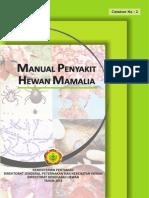 Manual Penyakit Hewan Mamalia