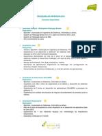 Vacantes Disponibles Programa de Referidos 2015