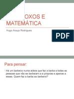 Paradoxos e Matemática