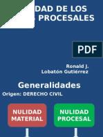 SESION 13 - NULIDAD DE LOS ACTOS PROCESALES.pptx