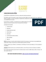 Cotizacion Bodas Karibe Band - Abril 2015