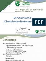 Enrutamiento y Direccionamiento en Redes IP