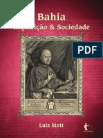 BAHIA Inquisiçãoesociedade