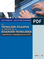 Tecnol Educativa Cukierman Virgili