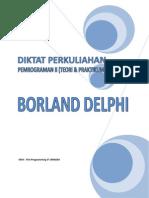 Dasar Dasar Pemograman Delphi-libre