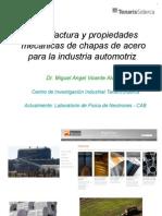 Chapas Para La Industria Automotriz