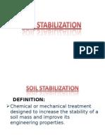 Class Soil Stabilization Techniques