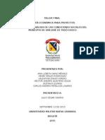 INFORME DE ANÁLISIS DE LAS CONDICIONES SOCIALES DE LA POBLACIÓN DEL MUNICIPIO DE SAN JOSÉ DE TADÓ - CHOCO version final.docx