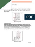 123456789Final CW Design Analysis