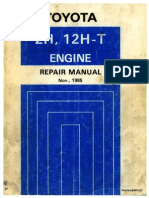 Engine Manual 2H 12HT
