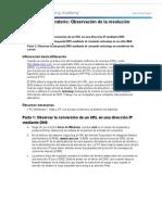 10-2-2 9 Practica de Laboratorio Observacion de La Resolucion DNS