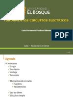 Presentacion 02 Fundamentos de Circuitos Electricos
