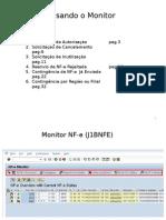 Manual Monitor NFe Modelo