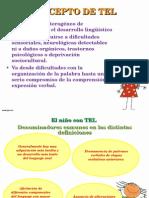 Tel Definiciones, Clasificaciones y Criterios 2015 Modificado Para Estudiar