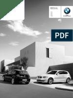 BMW Price List September 2009 116i 118i
