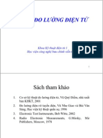 Co So Do Luong Dien Tu