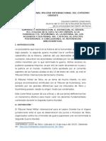 EL TRIBUNAL MILITAR INTERNACIONAL DEL LEJANO ORIENTE