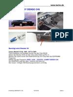 Toyota Camry Denso c46